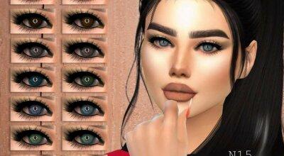Глаза [MH] N15