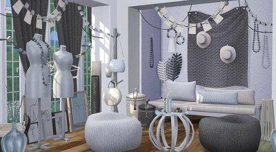 Набор мебели Kristen