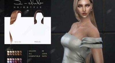 Волосы 202106