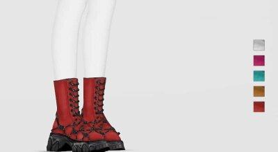 Ботинки Madlen Diana
