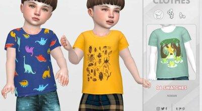 Майки для малышей 01
