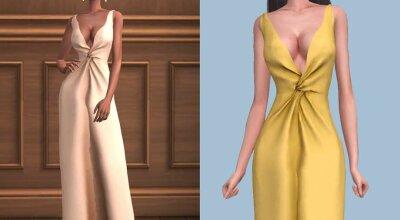 Длинное платье ChloeM