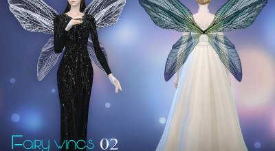 Сказочные крылья