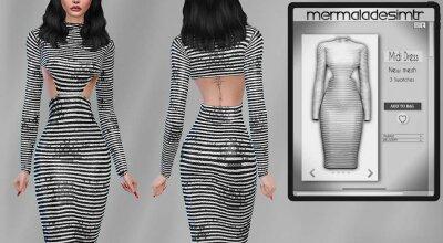 Платье MC83