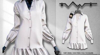 Короткое платье BD305