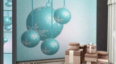 Стены Christmas_Balls
