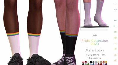 Мужские носки [Pride Collection 2020]