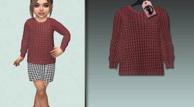 Сет Юбка + свитер