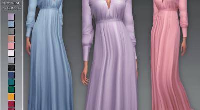 Платье Ayla