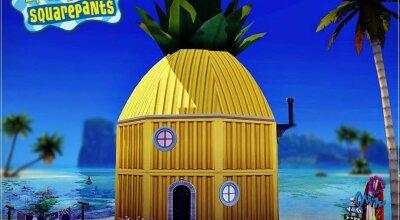 Дом SpongeBob