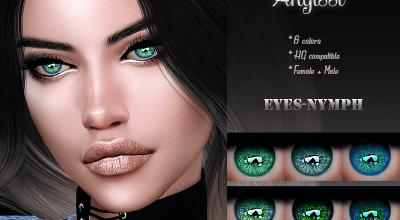 Глаза Nymph