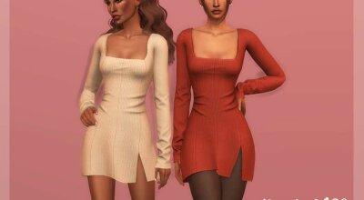 Платье DR371