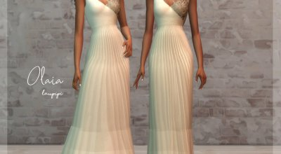 Платье Olaia