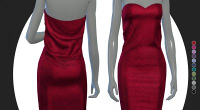 Платье bella