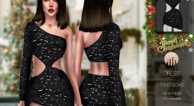 Платье BD165