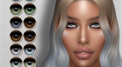 Глаза FRS N121