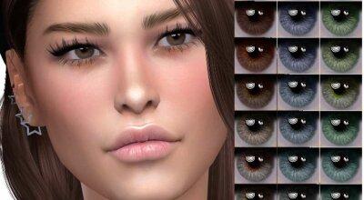 Глаза N93