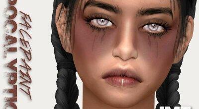 Апокалиптический макияж