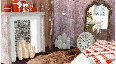 Рождественская спальня