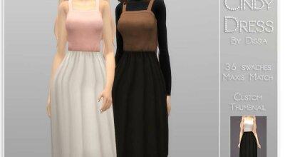 Платье Cindy