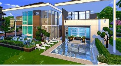 Дом Sirirat Modern