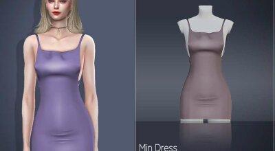 Платье LMCS Min
