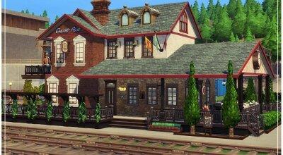 Ресторан Railway