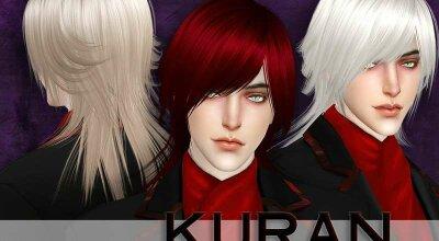 Причёска Kuran
