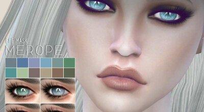 Цвета глаз - Merope