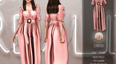 Платье BD219