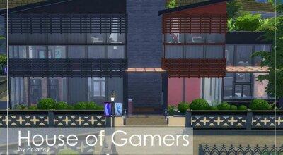 Дом для геймеров