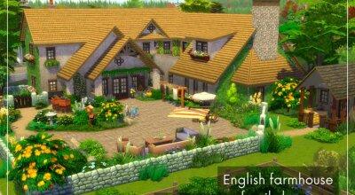 Загородный дом English
