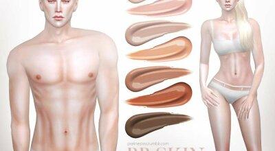 Скинтон BB Skin