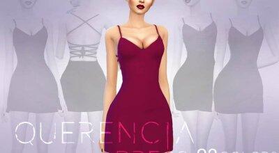 Платье Querencia