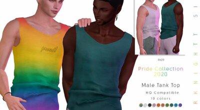 Мужская майка [Pride Collection 2020]