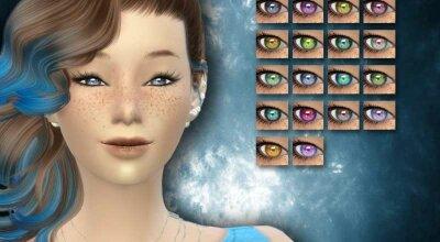 Глаза Euphoria