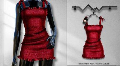Платье BD243