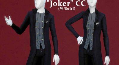 Persona 5 - костюм джокера