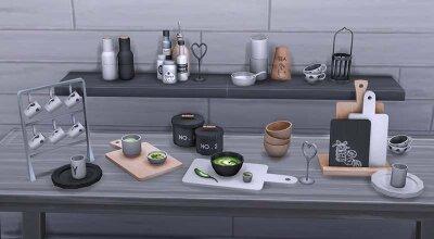 Кухонный набор Mona