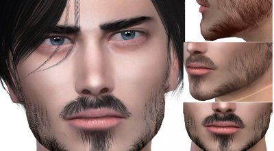 Борода N61