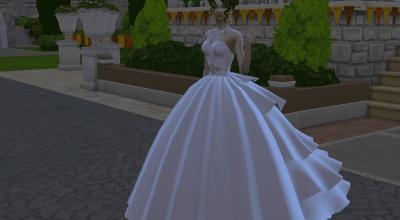 Платье MARIOBRO0S