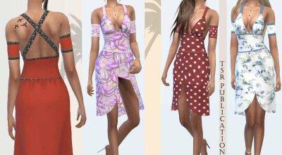 Платье Safari