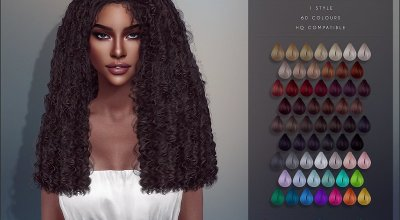 Волосы  Iris