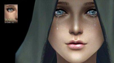 Слёзы #01
