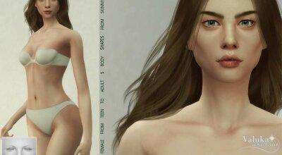 Женская кожа Valuka N1