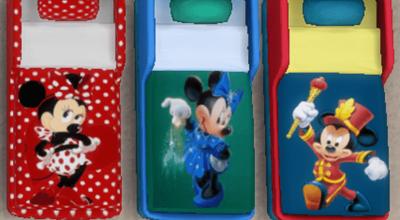 Кровать для малышей Mikki Mouse