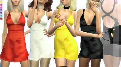 Платье Kylie