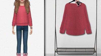 Детский свитер C259