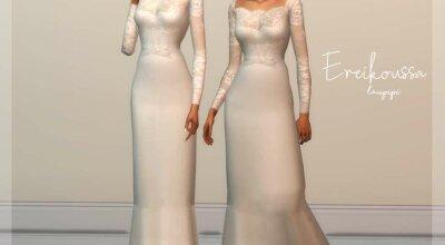 Свадебное платье Ereikoussa