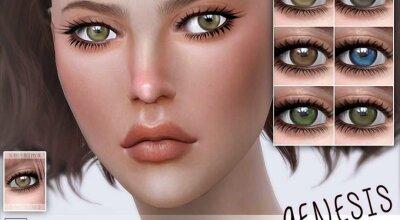Глаза Genesis